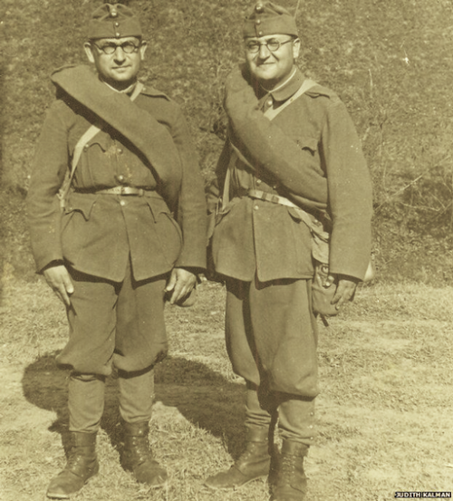 Gustav and Ferenc Weinberger
