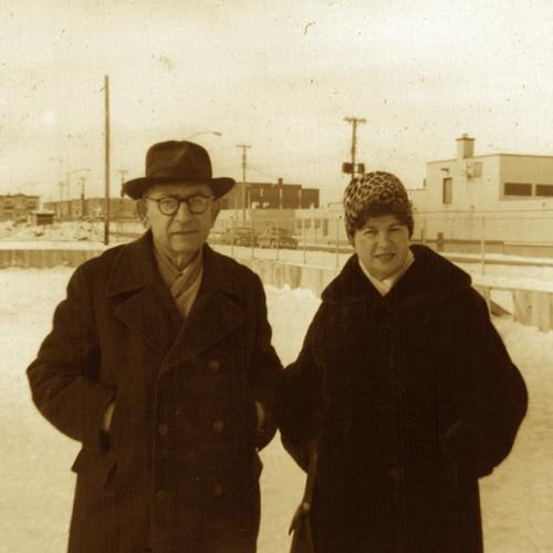 Gustav Kalman and Anna Kalman