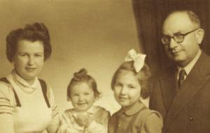 Kalman Family, Judith Kalman, Hungary, Immigration