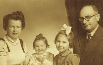 Kalman Family, Judith Kalman, Hungary, Immigration